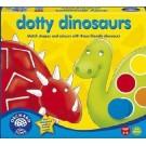 Barevný dinosaurus