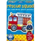 Záchranáři - puzzle