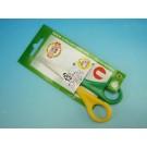 Nůžky dětské pro leváky - 13,5cm