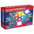 63076 Magformers 30 Rainbow