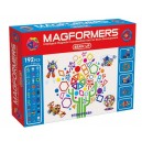 Magformers Brain Up Set 192 dílků