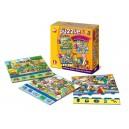 """Soubor puzzle 3 v 1 """"Moje rodina"""""""