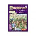 Carcassonne rozšíření 6 - Král, hrabě a řeka