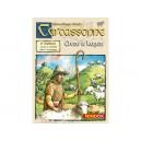 Carcassonne rozšíření 9 - Ovce a kopce