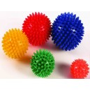 Masážní ježek 5cm malý míček