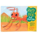 Dřevěné puzzle - Mravenec