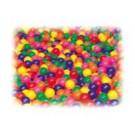 Pytel plastových míčků průměr 8,5 cm 500 ks