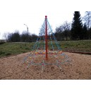 Lanová pyramida V + montáž