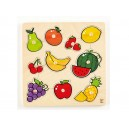 Úchopové puzzle - ovoce