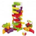 Vratká věž - zelenina