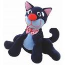 maňásek kočka