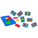 Přátelé v pohybu - Edukční puzzle