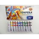 Souprava školních temperových barev