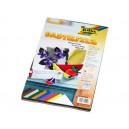 Filcový papír barevný 10ks