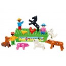 Poly-M stavebnice - Playworld