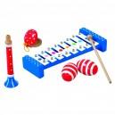 Hudební nástroje - sada