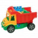 Auto multi truck s kostkami