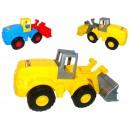 Wader traktor Achát nakladač
