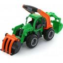 Wader Traktor nakladač s rypadlem