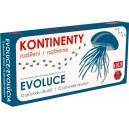 EVOLUCE - Kontynenty