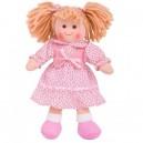 Látková panenka Sophie 25 cm