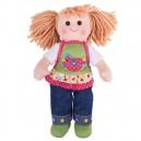Látková panenka Sophia 30cm