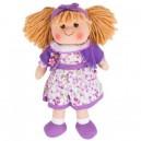 Látková panenka Laura 30cm