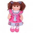 Látková panenka Emma 35cm