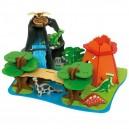 Dřevěný ostrov dinosaurů-Dinopark