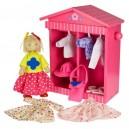 Šatník pro panenky