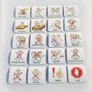Set 20 ks piktogramů – Co se nedělá