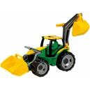 Traktor se lžící a bagrem - 107 cm