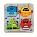 Puzzle - Roboti
