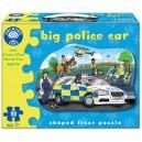 Velké policejní auto