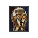 Pixel Art 9 Star Wars C-3PO