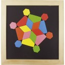 Magnetické tvary a barvy