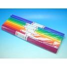 Krepový papír Spectrum MIX 10 ks