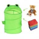 Koš na hračky Žába