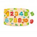 Úchopové puzzle Čísla