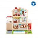 Domeček pro panenky - 3 patra