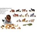 Hravý architekt - Zvířecí rodiny