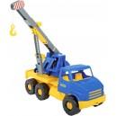 City Truck Stavební auto s jeřábem