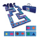 Domino - geometrické tvary