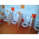 Dělící stěna do koupelny