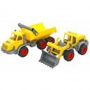 Auto Cons Truck 3 osy kol