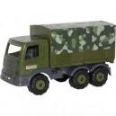 Vojenský kamion s plachtou 39cm
