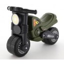 Odrážedlo motorka vojenská