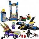 Joker útočí na Batcave