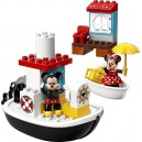 Mickeyho loďka