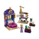 Locika a její hradní ložnice